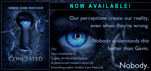 Concealed Now Available Banner